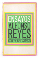 Alfonso Reyes (Author) Ensayos (Practices), 1972