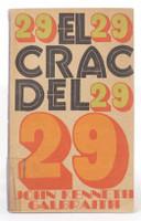 """Oscar Hernández (Cover) """"El crac del 29.""""  1969"""