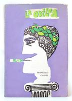 """Jacques Brouté (Cover) """"La odilea,"""" 1968."""