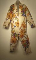 Raul Martinez (SL) NFS> Telearte III fabric print designed by Raul Martinez