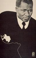 "Rostgaard (Alfrédo Gonzalez Rostgaard) (OSPAAAL)  ""Sekou Toure,""  1971. Offset"