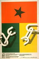 Olivio Martinez (OSPAAAL) 1974. Offset. NFS