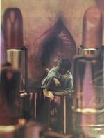 Frémez (José Gómez Fresquet) #2402. Untitled, 1987. heliograph print edition 16 of 100. 28.75 x 20.25 inches