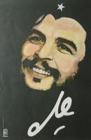 "Rafael Enriquez (OSPAAAL) ""Che,"" 1982.  Offset  28.75 x 18.75 inches."