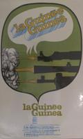 "Olivio Martinez (OSPAAAL) ""La Guinee,"" 1969. Offset. 22 x 14 inches."