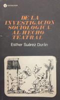 Nuez (Rene de la Nuez) (Illustration) Franciso Masvidal (Cover design) Esther Suárez Durán(Author) 1988.