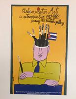 Cuban Poster Art: A Retrospective 1961- 1982