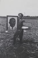 """Mayito (Mario García Joya) #147. """"El Campion,zafra del 70. havana 1970. 19.75 x 15.75 inches. Signed and dated 1970."""
