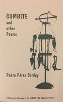 Pedro Perez Sarduy (Author) Combat and other poems, a bilingual production of the Center For Cuban Studies
