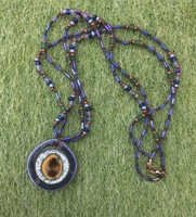 Beaded necklace #101G