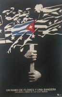 Azcuy, Un Ramo de Flores y una Bandera