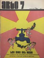Luis G. Fresquet (Art director) ARTE 7.  March, 1971