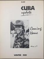 Cuba Update Winter 1989