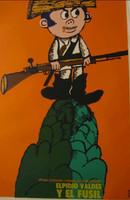 Bachs, Elpidio Valdes y el fusil, c