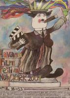 Bachs (Eduardo Munoz Bachs) Havana Film Festival 2001, os