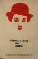 Morante, Cinemateca de Cuba XXV Aniversario, v