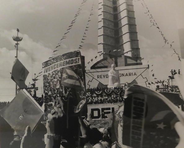 "Liborio Noval. 1961. 12"" x 15""."