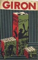 "Artist Unknown (COR PCC OTC) ""Giron,"" N.D.  Silkscreen print. 30.5 x 20 inches."