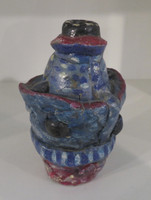 Antonio Rodriguez Hernandez (RHA) #6564  Ceramic vase.