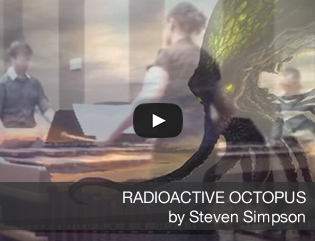 RADIOACTIVE OCTOPUS by Steven Simpson