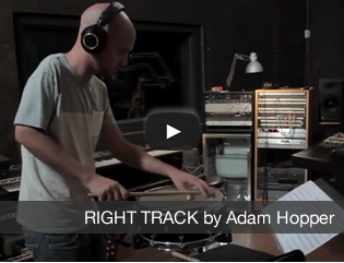 RIGHT TRACK by Adam Hopper