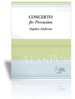 Concerto for Percussion (piano reduction)