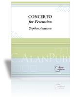 Concerto for Percussion (piano reduction)