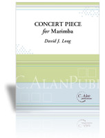 Concert Piece for Marimba (piano reduction)