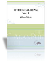Liturgical Brass, Vol. 1