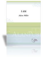 I Am (choral score)