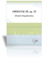 Oriental III, op. 39