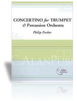 Concertino for B-flat Trumpet & Percussion Orchestra