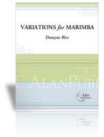 Variations for Marimba