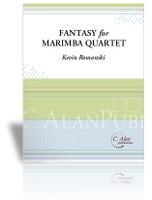 Fantasy for Marimba Quartet
