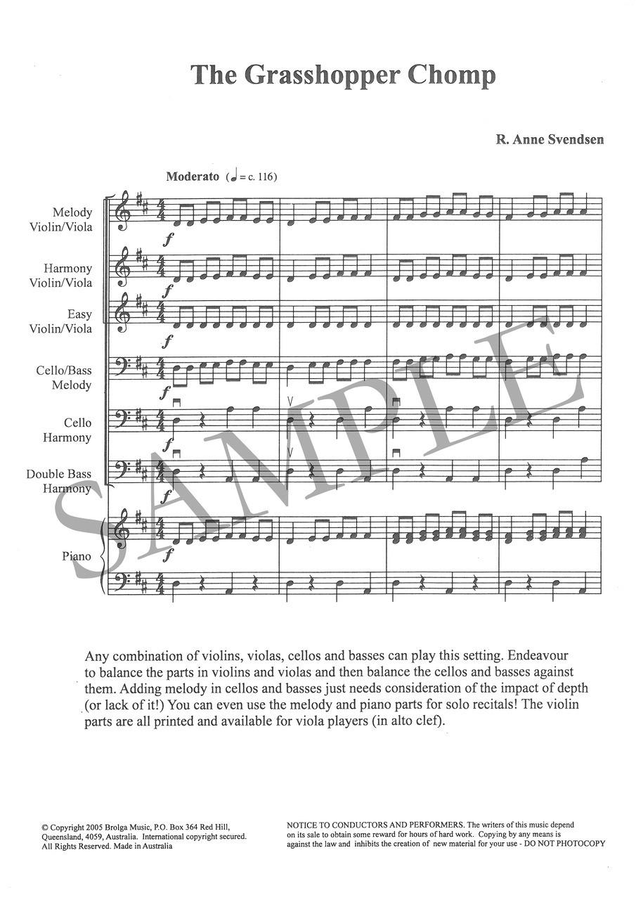 Upright Bass Parts Diagram Schematic Wire Diagrams Piano Grasshopper Chomp The C Alan Publications Head 29