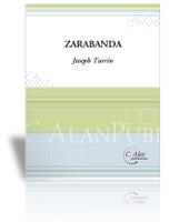 Zarabanda (piano reduction)