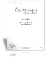 Ave Maria (choral score)