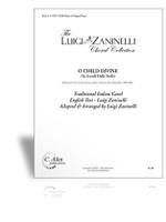 O Child Divine (choral score)