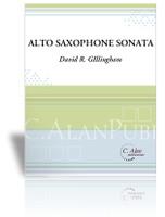 Alto Saxophone Sonata