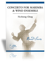 Concerto for Marimba and Wind Ensemble
