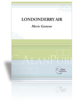 Londonderry Air for Marimba Quintet