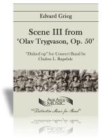 Scene III from 'Olav Trygvason'
