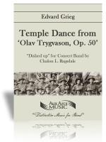 Temple Dance from 'Olav Trygvason'