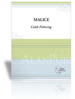 Malice (Solo Marimba)