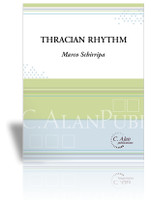 Thracian Rhythm (Solo Multi-Percussion)