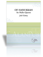 Of Hanukkah (mallet quartet)