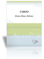Caboo (Percussion Quartet)