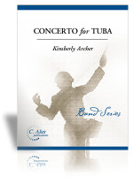 Concerto for Tuba & Wind Ensemble (Band Gr. 5)