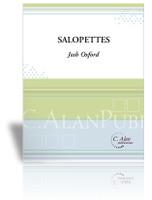 Salopettes (Flute/Marimba Duet)