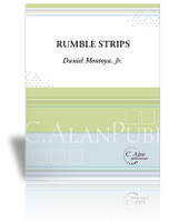 Rumble Strips (Perc Ens 7 + Electronics)